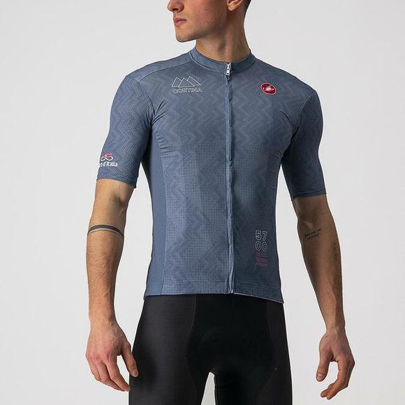 CASTELLI Cortina 6k Jersey (THIS ITEM WILL SHIP 21/05/2021)