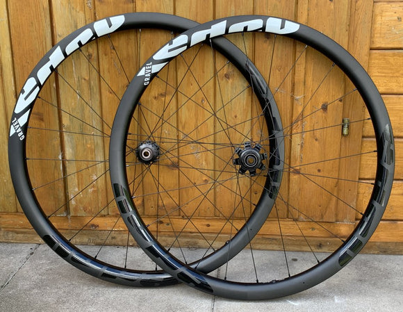 EDCO Carbon Gravel Disc Brake Wheelset