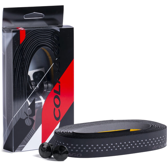 Colnago DOTS Handlebar Tape - Black/Red