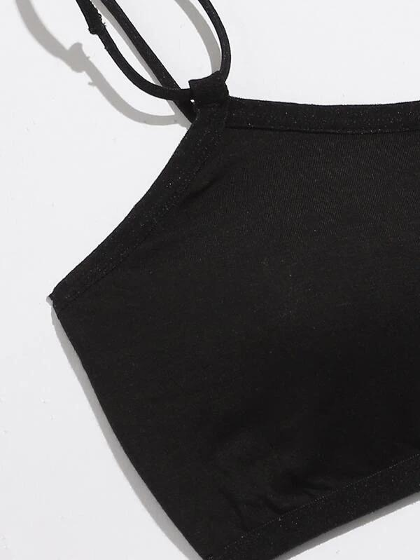 Women Crisscross Back Bralette