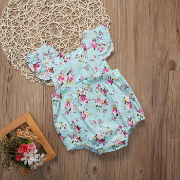 Newborn Baby Girl Romper Infant Clothes Outfits