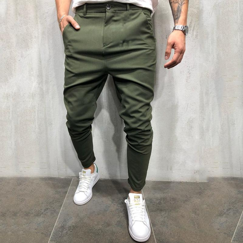 Brand Design Men Hot Style Cargo Pants