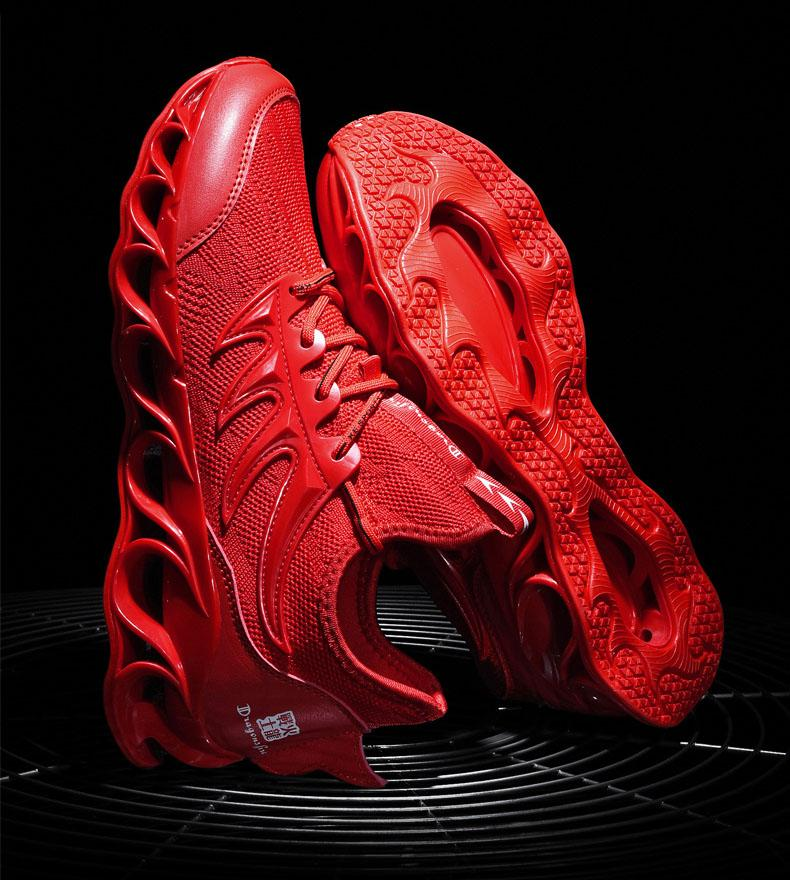 Luxury Design Blade Running Shoes for Men Professional Athletic Sneakers