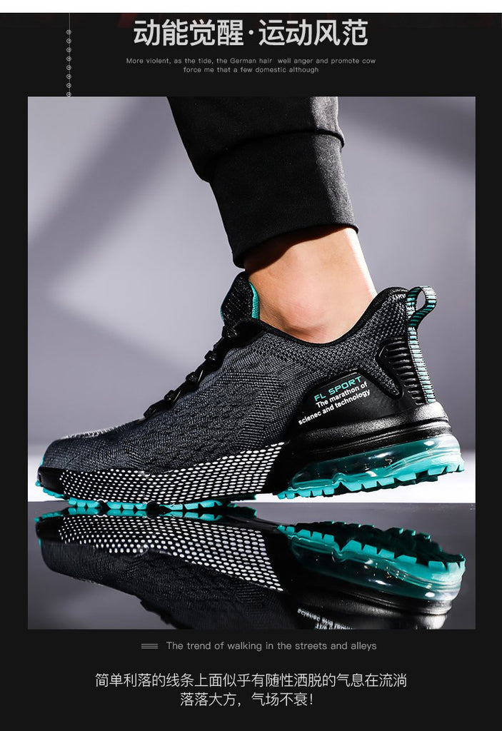 Luxury Fashion Design Men Outdoor Air Cushion Sport Sneakers