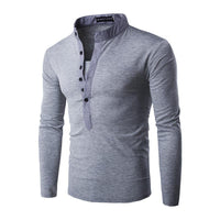 New Arrival Men Fashion Slim Fit Cotton Polo Shirt