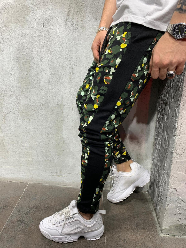 New Arrival Men Hot Style Casual Camouflage Pants
