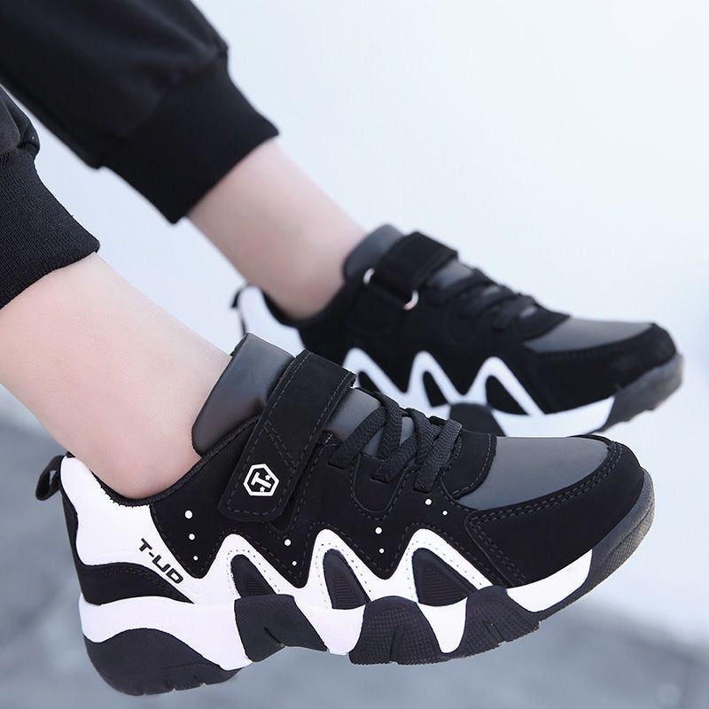 Fashion Boys Shoes Breathable Outdoor Sneakers