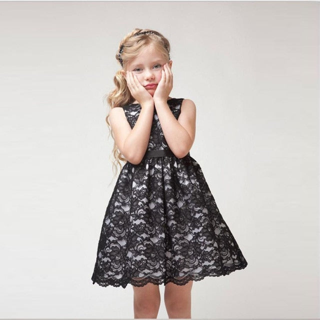 Girl Ballet Dress Chiffon Tutu Fairy Party Dress