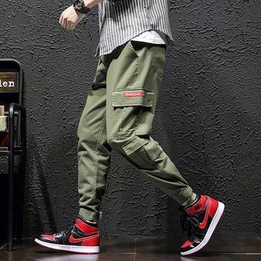 Fashion Design Men Streetwear Casual Sweatpants