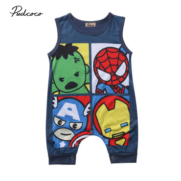 Pudcoco Newborn Baby Boy Girl Romper