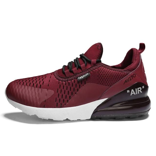 Men Sneakers Top Brand Fashion Design Breathable Running Shoes
