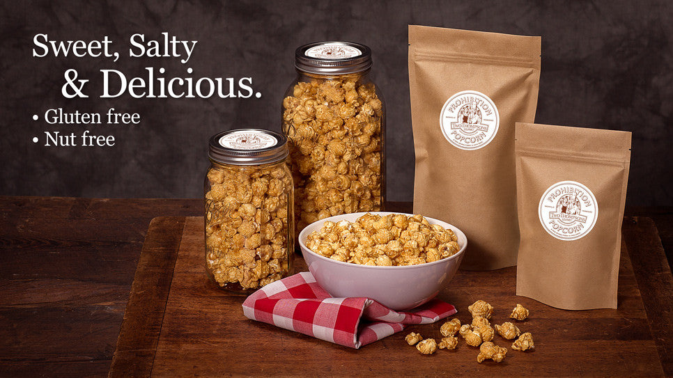 Prohibition Popcorn_Family Photo