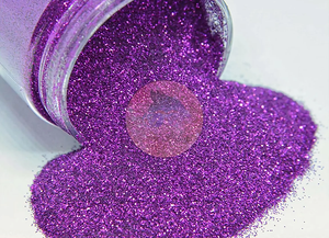 Orchid Ultra Fine Glitter 2 oz Bottle