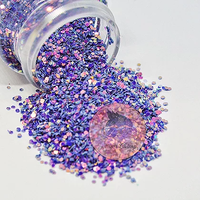 Chunky Color Shift Tanzanite 2 oz Bottle
