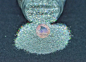Ultra Fine Holographic Disco Ball 2 oz Bottle