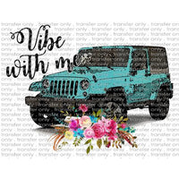 ADV 25 Jeep JK Vibe With Me