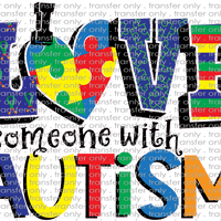 AWR 16 I Love Someone With Autism