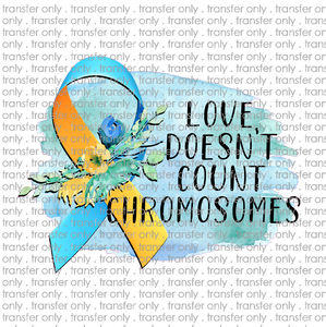 AWR 54 Love Doesn't Count Chromesomes