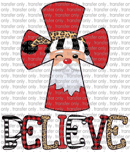 CHR 188 Santa Cross Believe