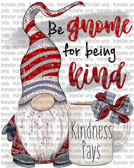 CHR 332 Gnome Be Kind