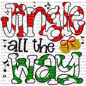CHR 433 Jingle All The Way