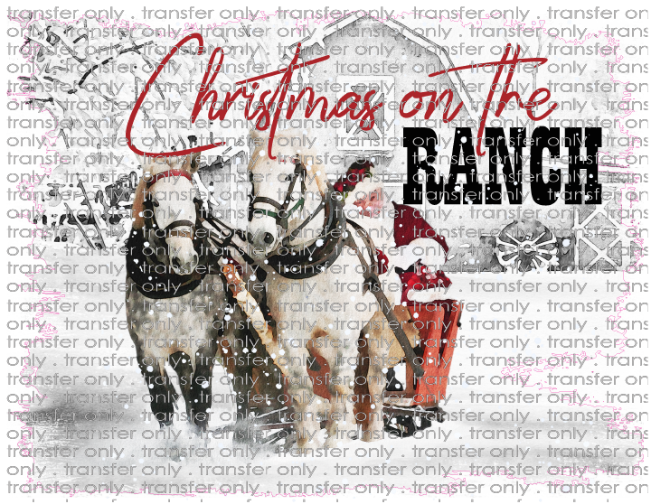 CHR 49 Christmas on the Ranch