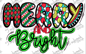CHR 527 Merry And Bright Stained Glass Patterns
