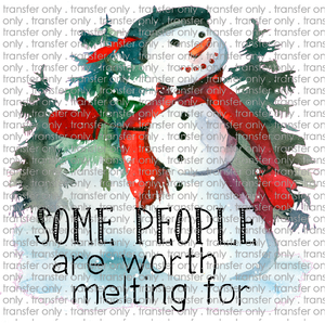 CHR 91 Some People are Worth Melting For