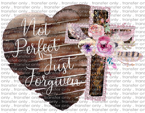 EST 2 Not Perfect Just Forgiven