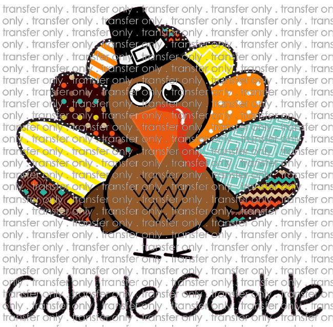 FALL 132 Turkey Gobble Gobble