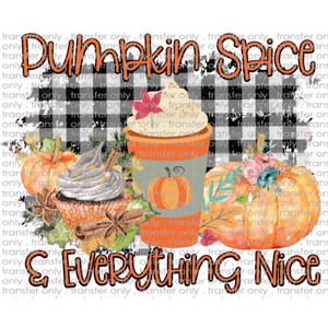 FALL 41 Pumpkin Spice and Everything Nice