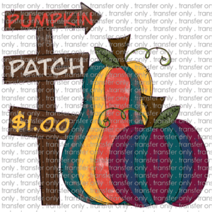 FALL 83 Pumpkin Patch