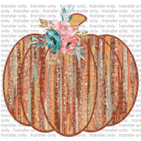FALL 84 Pumpkin Brushstroke