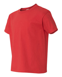 GILDAN Youth 64500B T-shirt Red
