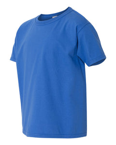 GILDAN Youth 64500B T-shirt Royal