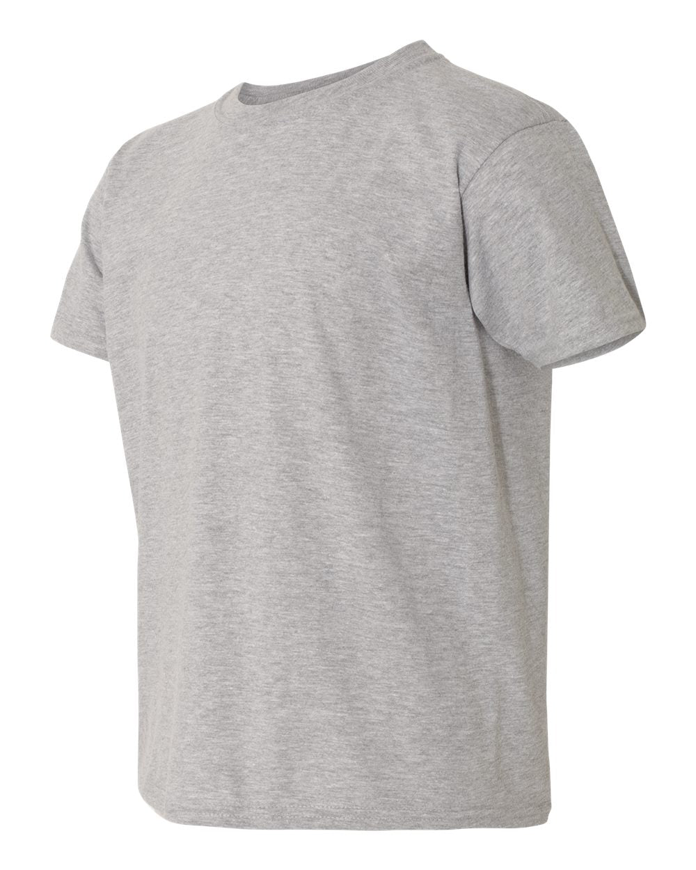 GILDAN Youth 64500B T-shirt Sport Gray