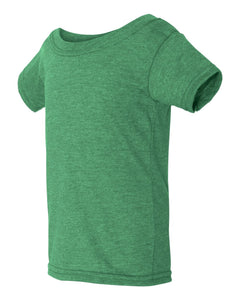Gildan Toddler 64500P T-shirt Heather Irish green