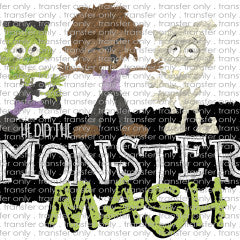 HALLO 3 He Did The Monster Mash