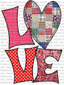 LOV 28 Patchwork Love