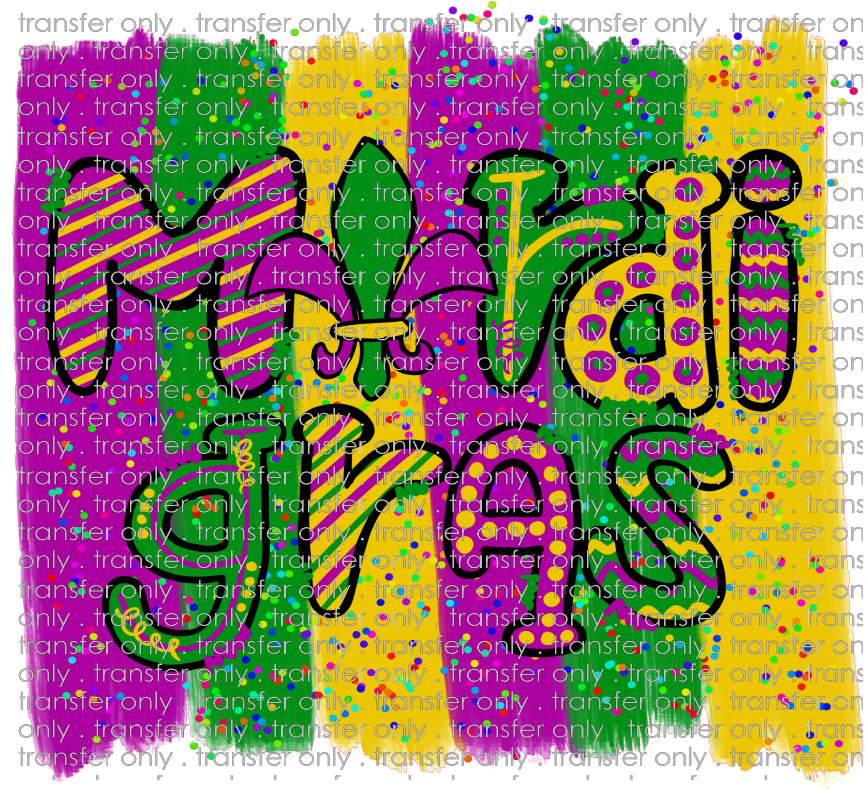 MG 17 Mardi Gras Brush Strokes 2