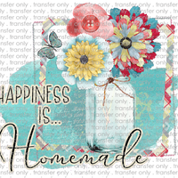QU 23 Happiness is Homemade