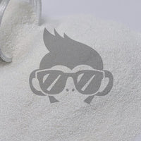 Ultra Fine Glitter White Out Matte 2 oz Bottle