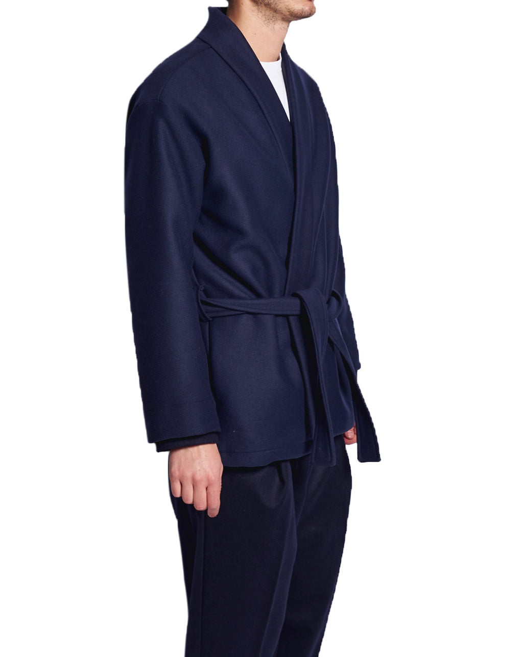 MEN'S KIMO-JACKET NAVY