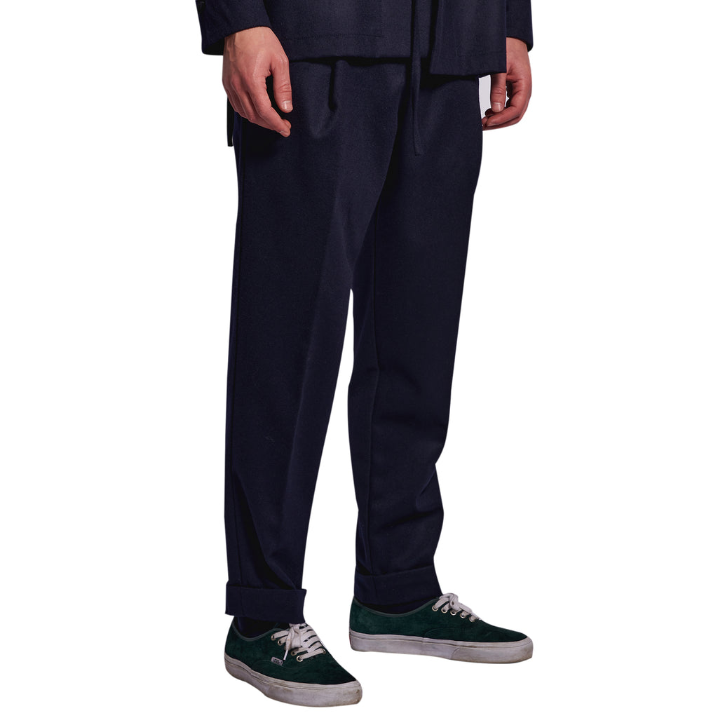 MEN'S TROUSER DARK BLUE