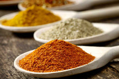Crushed or Ground Spices