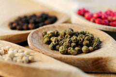Peppercorns & Pepper Blends