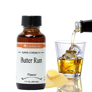 BUTTER-RUM FLAVOUR