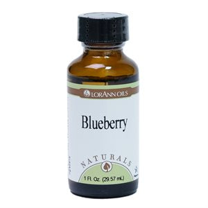 NATURAL BLUEBERRY FLAVR