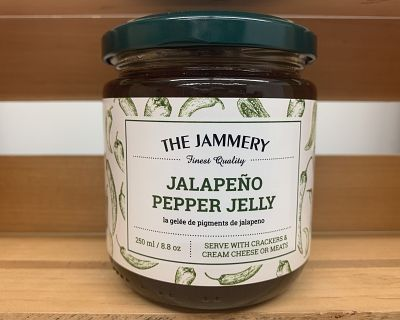 250 ML JALAPENO PEPPER JELLY