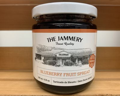 NO SUGAR BLUEBERRY JAM 250ml